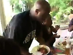 Black Family Fucking During Picnic