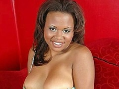 Brace yourself as Kandi Kream shows off her passion for a good romp....